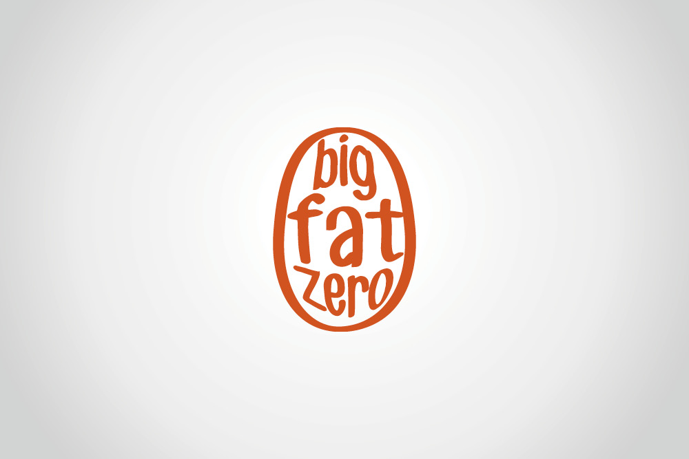 Big Fat Zero Logo