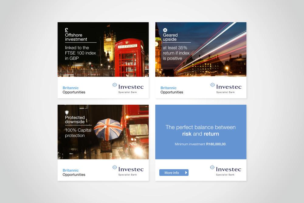 Investec Brittanic Opportunities Campaign