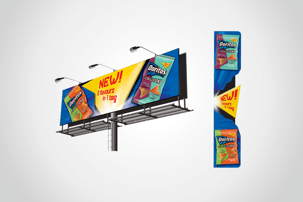 Doritos Billboard & Point of Sale