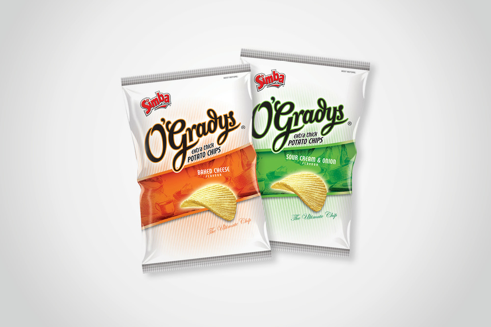 O'Gradys Potato Chips