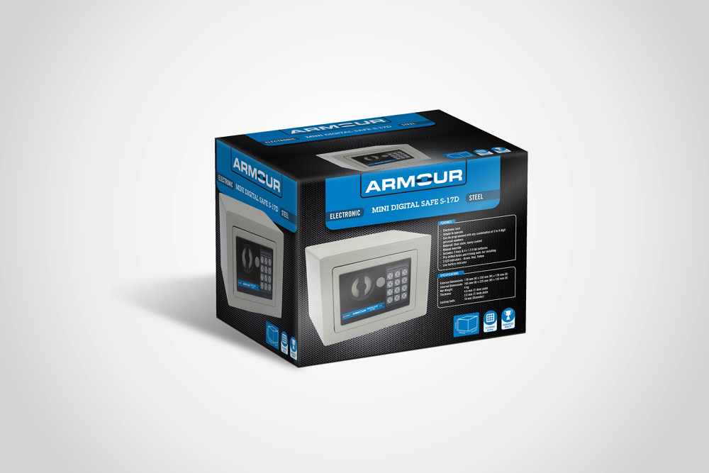 Armour Digital Safe