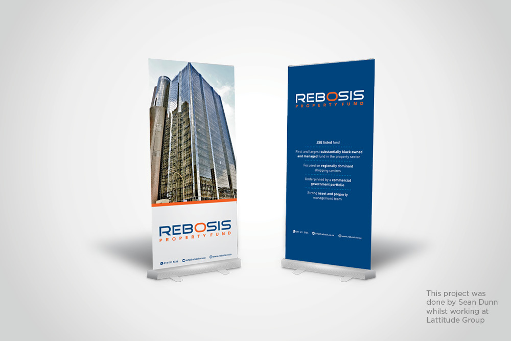 Rebosis Pull-up banners