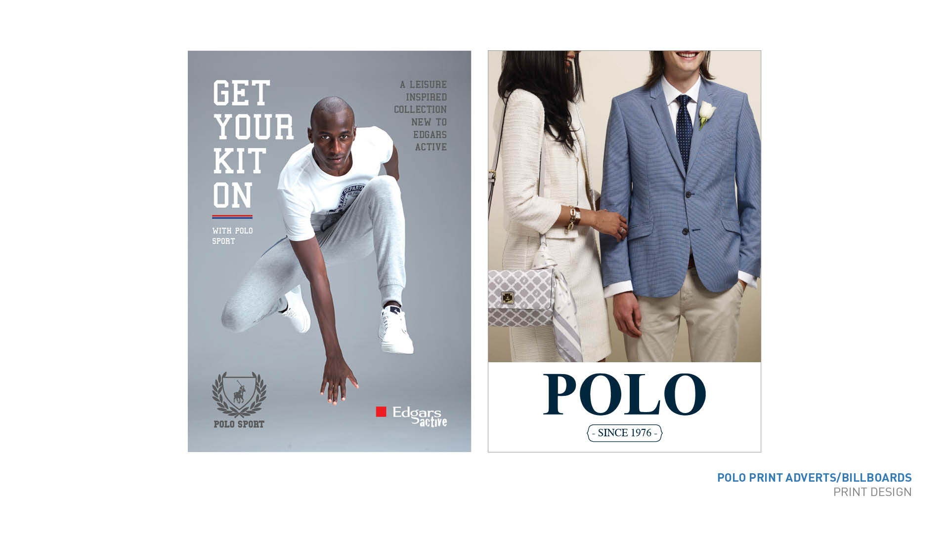 Polo billboards